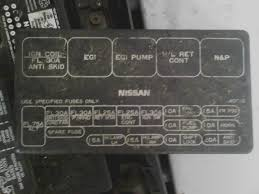 1991 Nissan Hardbody Fuse Box - Electrical Wire Symbol & Wiring ...
