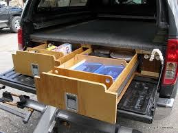76 best DIY Car Vault Truck bed drawers images on Pinterest