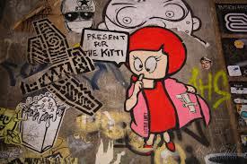 Famous Graffiti Mural Artists by Street Art In Berlin Roopgill