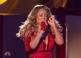 Rockefeller Christmas Tree Lighting Mariah Carey by Mariah Carey Unedited Vocals For All I Want For Christmas At