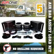 Heavy Duty Air Bag Suspension Load Assist Kit For Toyota Hiace ... Resto Ram Cumminspowered 85 Dodge W350 Crew Cab Air Bag Suspension Installation Diagrams Best Of Down Rear Ride Sumosprings For Rvstrucks Suvs Vans Improved Ride With Closed 55 Truck For Rv039strucks Suv039s How To Adjust Height On A Hendrickson Youtube Spider Wrecker Mike Boyers 1947 Ford Pickup Airsociety Shop Boss System Install Lowrider Bagged Nissan 350z Air Bag Suspension 1949 Chevy Custom Hot Rod Network 56 Bags Ez Brackets Jegs