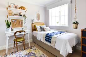 West Elm Emmerson Bed by A Global Boho Kids Bedroom Makeover One Room Challenge Reveal