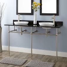Pedicure Sinks For Home by Semi Recessed Bathroom Sinks Signature Hardware