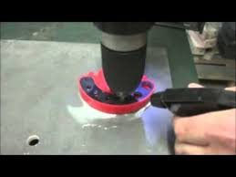 4 12mm diamond hole saw set drilling into porcelain tile youtube