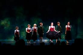 Curtain Call Augusta Ga by Flash The Sound Of Music National Tour Celebrates Opening Night