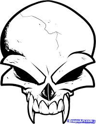 Skulls Tattoo Design On Clipart Library