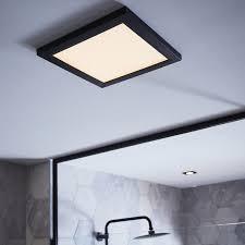 integriertes led panel gdansk inspire ip44 quadratisch 30 x