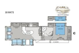 Jayco Fifth Wheel Floor Plans 2018 by 2012 Jayco Eagle 351mkts Eagle Fifth Wheel New Carlisle Oh