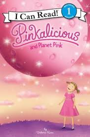 Pinkalicious And Planet Pink By Victoria Kann Paperback