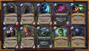 Patron Warrior Deck Hearthpwn by Post Oil Custom Rogue Cards Fan Creations Hearthstone General