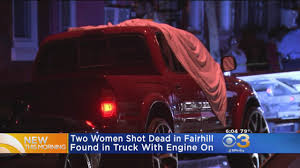 2 Women Shot Dead While Inside Pickup Truck In North Philly « CBS Philly Kill Gas Bills Daryl Hannahs Bio Diesel El Camino Sold At Auction Greenlight Bill Vol I Ii 143 Scale Pussy Wagon At Hobby 1997 Chevy Silverado C2500 Fleetside Pussy Wagon From 1 Dvd 2003 Amazoncouk Uma Thurman David Modellautocenter Chevrolet Custom Cab Pick Up Chevrolet Crew Cab Silverado Kill Bill Vol1 Et 2 Nycs Bureaucracy And Red Tape Will Kill Your Favorite Food Truck Greenlight Crew Pickup Truck