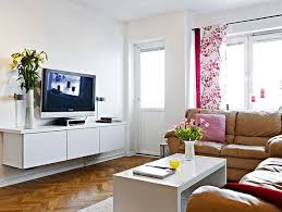 Cute Apartment Ideas Delightful Small Design One Of 6 Total Photographs Clean And Clear