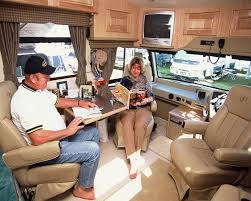 Motorhome Layout Preferences Interior