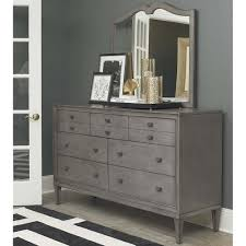 Storkcraft Dresser And Hutch by Grey Dresser For Bedroom Weathered Grey Dresser With Mirror