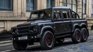 2016 Kahn Flying Huntsman 110 6x6 Defender Double Cab Pickup Truck ... Gallery Herd North America The Land Rover Defender The Camel Trophy By Urban Trucktuningcult Rc4wd Gelande Ii Rtr Truck Kit Wdefender D90 Body Set Rc4z 1985 110 Exfiretruck Olivers Classics Rcwelteu Gelnde Zk0001 Kahn Reveals Flying Huntsman 6x6 Double Cab Pickup Urban Nolden Drl Bumper House Of Automotive 1984 Fusion Luxury Motors Red Bull Defenderbased Armoured Party Truck Debuts Fileland 90 Breakdown Cversion Bender City Diary Of A Rebuild To County