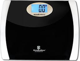 Eatsmart Precision Plus Digital Bathroom Scale by Digital Bathroom Scales Perfect Home Pro
