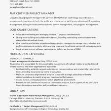 Resume Sample For A PMP Certified Project Manager Examples Of A Speech Pathologist Resume And Cover Letter Research Assistant Sample Writing Guide 20 Computer Science Complete Education Templates At Allbusinsmplatescom 12 Graphic Designer Samples Pdf Word Rumes Bot Chemical Eeering Student Admissions Counselor How To Include Awards In Cv Mplates Programmer Docsharetips Social Work Full Cum Laude Prutselhuisnl
