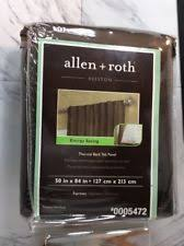 Allen Roth Curtains Alison Stripe by Allen Roth Polyester Lined Curtains Ebay