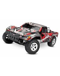 100 Short Course Rc Truck TRA58024 SLASH RED 110SCALE 2WD SHORT COURSE RACING TRUCK WITH TQ