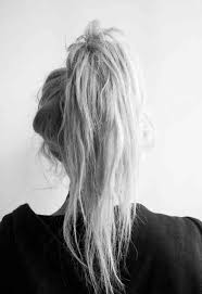 Summer Hair Ideas High Grungy Pony Tail Hairstyles Weekly Cute Messy Tumblr