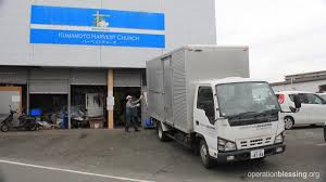 Special Delivery For Japan Quake Victims - Operation Blessing