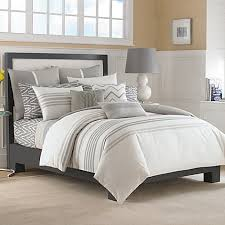 nautica margate duvet cover set in grey bed bath beyond