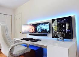 Living Room Pc Brilliant Best 20 Ultimate Gaming Setup Ideas
