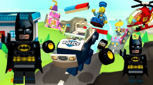 Lego Police Car And Fire Truck - LEGO Juniors Create Cruise | Lego ...