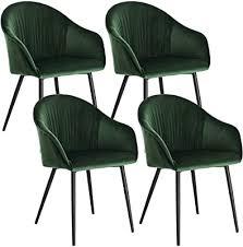 lestarain 6er set esszimmerstühle stuhl für esszimmer