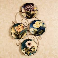 Tuscan Decorative Wall Plates by How To Decorate Walls With Plates