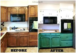 Refinish Laminate Kitchen Cabinets How To Paint Laminate Cabinets