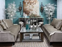 Teal Couch Living Room Ideas by Calming Coastal Chic Living Room Inspired By Tranquil Spa Colors