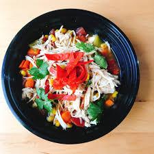 colibri cuisine chicken tortilla soup healthy bites by colibri cuisine custom