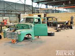 100 Build A Chevy Truck Rt Morrison Shop Hot Rod Network