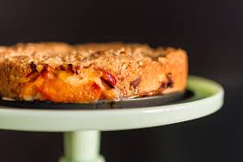 nothing in the house apricot kuchen from the of