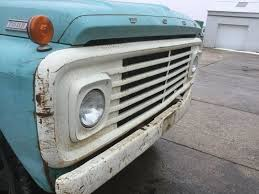 100 1967 Ford Truck Parts FORD F600 Stock 24638727 Interior Misc TPI