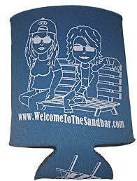 Blue Chair Bay Rum Kenny Chesney Contest by Kenny Koozie Welcome To The Sandbar Welcome To The Sandbar