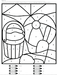 Childrens Coloring Pages Numbers Kindergarten Page Fall Activity For Printable Online Hard
