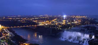 Halloween City Twin Falls by Niagara Falls Night Jpg
