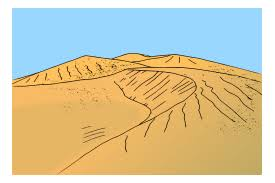 Sand Dune Clipart 1