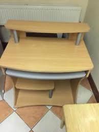 Besta Burs Desk 180cm by Ikea Besta Burs White Gloss Desk 180cm Wide X 40cm Deep In New