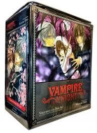 Vampire Knight Collection 10 Books By Matsuri Hino Volumes 1