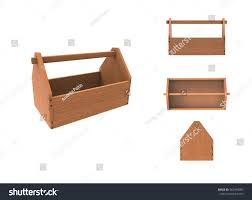 Tool Box Different Views Side Top Stock Illustration 562499095 ...