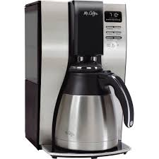 Mr Coffee Classic 10 Cup Thermal Coffeemaker Walmart Com