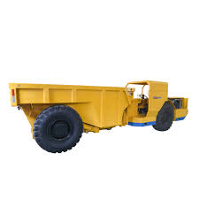 100 Mining Truck 12t 4wd Articulated Underground With Euro Iii Deutz