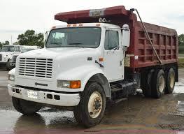 1999 International 4900 Dump Truck   Item G3606   SOLD! June...