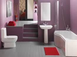 salle de bain mauve peinture salle de bain idées inspirantes sur les couleurs tendance