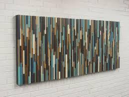 Modern Rustic Art Wood Wall By DanburyDesign On Etsy