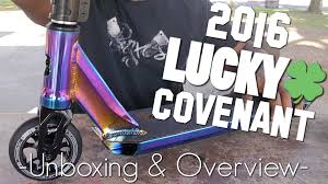 2016 Lucky Covenant Complete