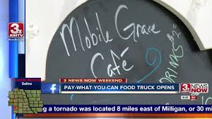 Pay-what-you-can Food Truck Opens In Nebraska - 10News.com KGTV-TV ...